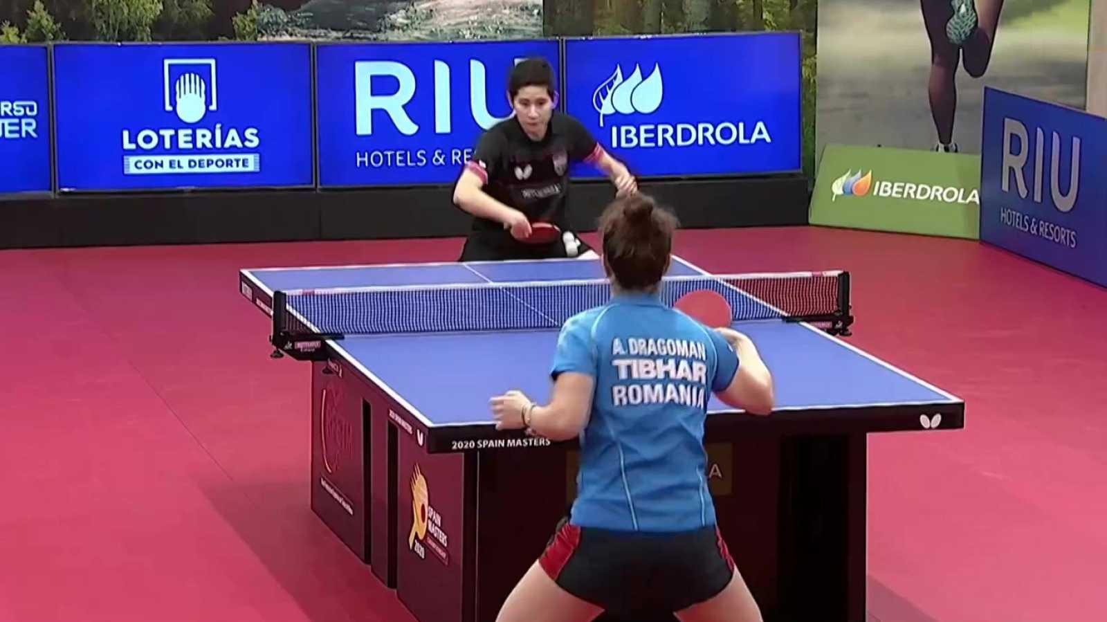 Tenis de mesa - Master internacional masculino y femenino (II). Final femenina desde Madrid - ver ahora