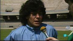Desmarcats - Repàs a la trajectòria de Diego Maradona