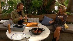 Aquí la Tierra - Te presentamos a un cocinero bestial: ¡Pablo Albuerne, Gipsy Chef!