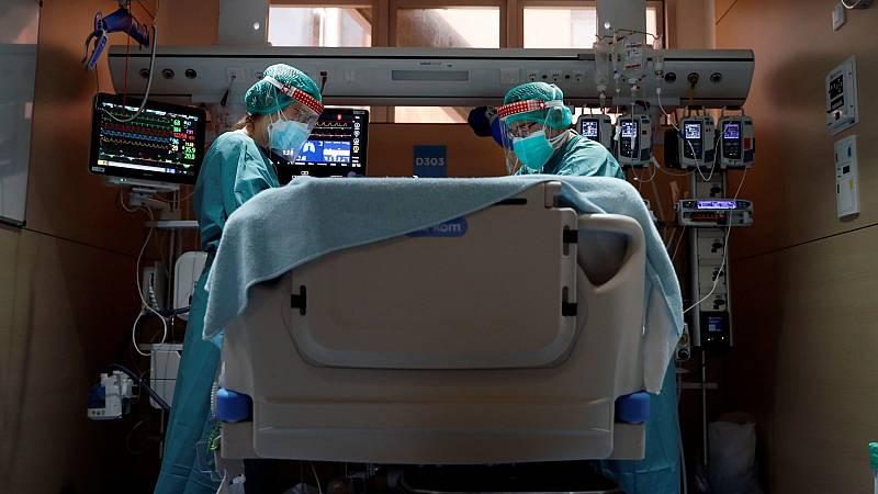 España, por debajo de la media de la OCDE en camas en hospitales