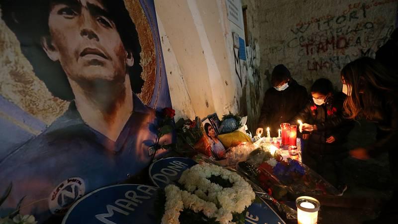 ¿Por qué es un Dios Maradona?