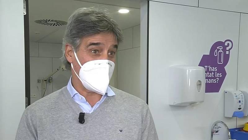 El doctor Ángel Ruiz Cotorro lanza un programa para la rehabilitación de deportistas con secuelas de coronavirus