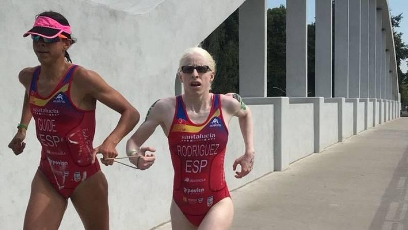 Susana Rodríguez: de triatleta a doctora