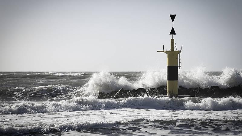 Mañana, Baleares, Cataluña y la C. Valenciana, en alerta naranja por lluvias - ver ahora