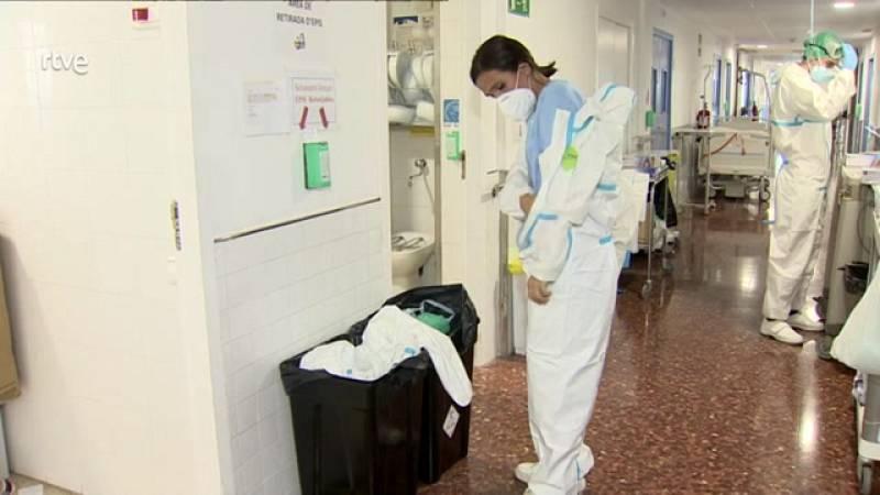 El sacrifi personal dels professionals sanitaris per por al contagi