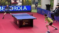 Tenis de mesa - Master internacional masculino y femenino (II). Final masculina desde Madrid