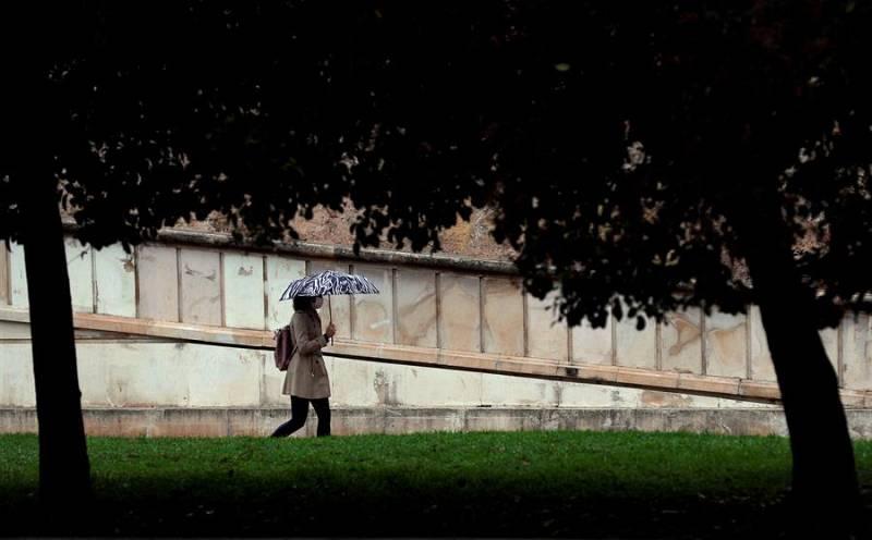 Baleares, Cataluña y la Comunidad Valenciana, en alerta naranja por lluvias