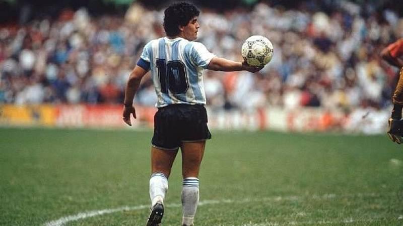 Conexión Vintage - Mundial México 1986 - Ver ahora