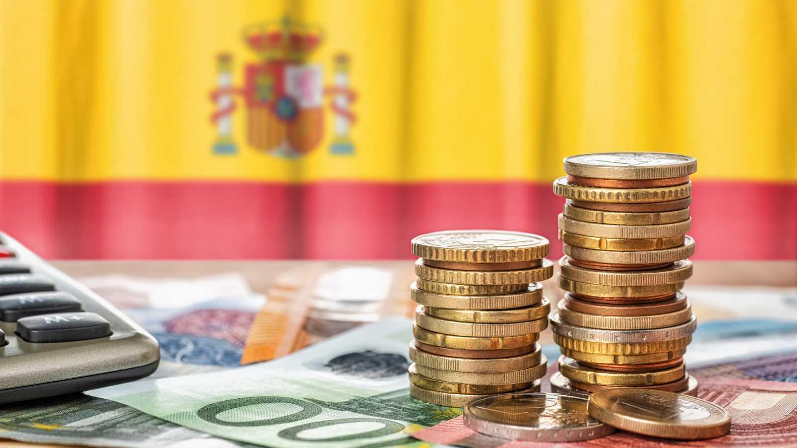 ¿Cómo se reparte el gasto público en España? Lo analizamos en `La Hora de la 1¿