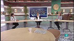 Cafè d'idees - Ester Capella, Niño Becerra i Eduard Fernández