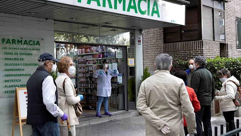 La Comunidad de Madrid enviará este viernes a Sanidad su plan para hacer test COVID en las farmacias