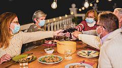 Consejos para una cena navideña segura