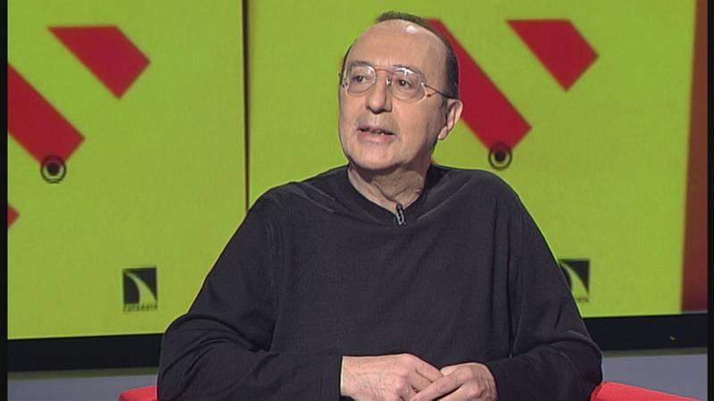 Lluís Falgàs entrevista Manel Lucas, periodista i historiador, a l'Aquí Parlem