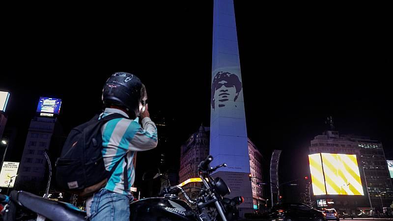 La Fiscalía investiga si hubo negligencia médica en las últimas horas de Maradona