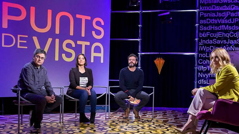 Punts de Vista - La cantant Vanesa Martín, l'escriptora Eva García Saénz de Urturi