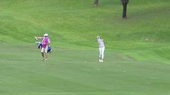 Golf - Open de España femenino. 2ª jornada desde Marbella