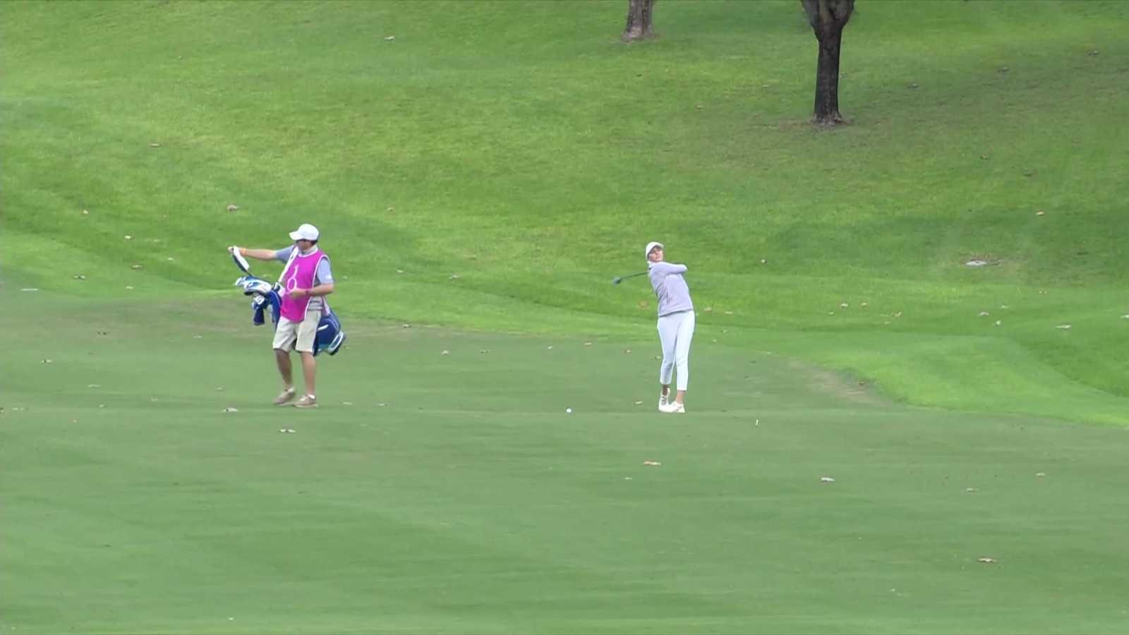 Golf - Open de España femenino. 2ª jornada desde Marbella - ver ahora