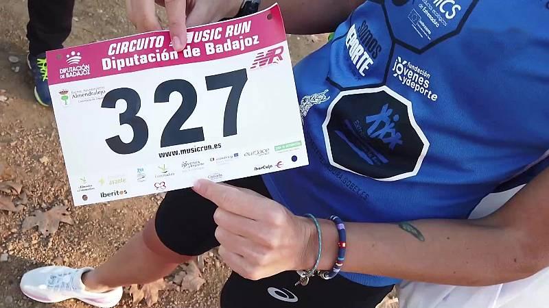 Circuito Music Run España - Music Run Almendralejo - ver ahora