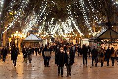 El sector de la iluminación se aferra a la Navidad para salvar el año
