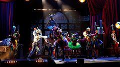 'El retorno de Cometa', el Circo Price  se transforma en una juguetería gigantesca estas Navidades