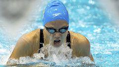 Cata Corró gana nueve medallas ocho meses después de ser operada de un tumor cerebral