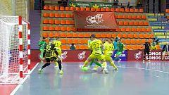 Fútbol sala - Primera RFEF Futsal. 12ª jornada: Jaén Paraíso interior - Besoccer CD, desde Jaén