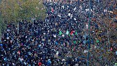 Manifestaciones en varias ciudades de Francia contra la polémica ley de Seguridad Global
