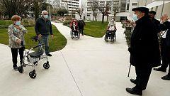 Los brotes más contagiosos se producen en las residencias de mayores