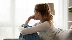 """Los efectos de la pandemia en la salud mental: """"No quería ni salir de la cama"""""""