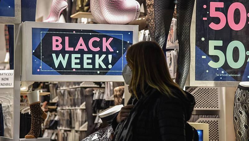 El comercio espera reactivarse con el 'Black Friday'