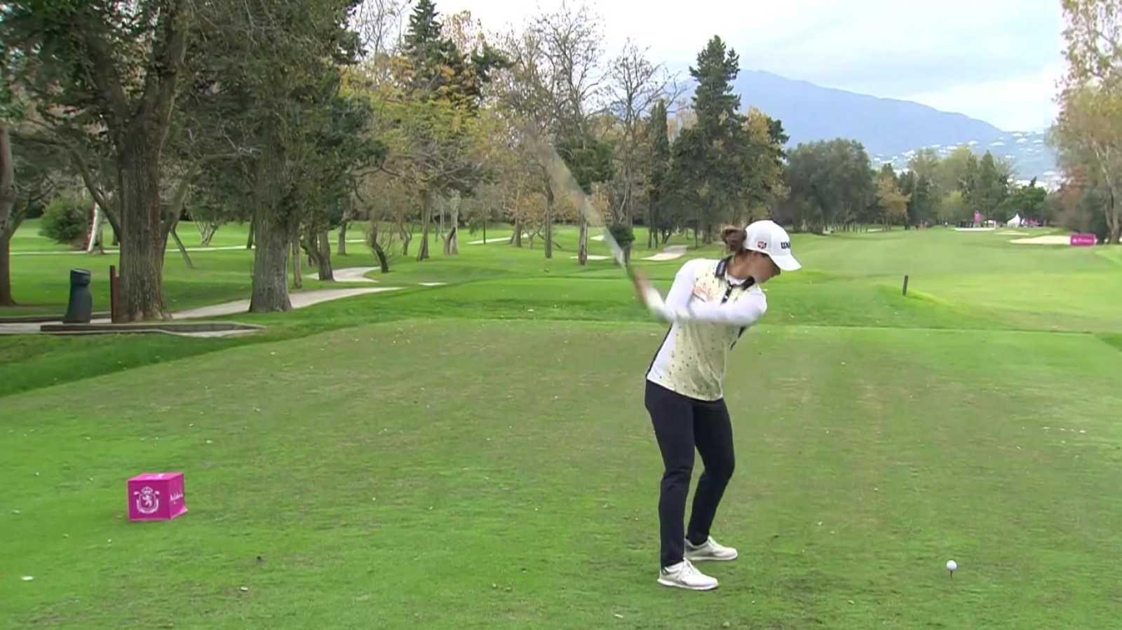 Golf - Open de España femenino. 3ª jornada desde Marbella - ver ahora