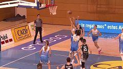 Baloncesto - Liga femenina Endesa. 13ª jornada: Cadí La Seu - Campus Promete, desde La Seu d'Urgell