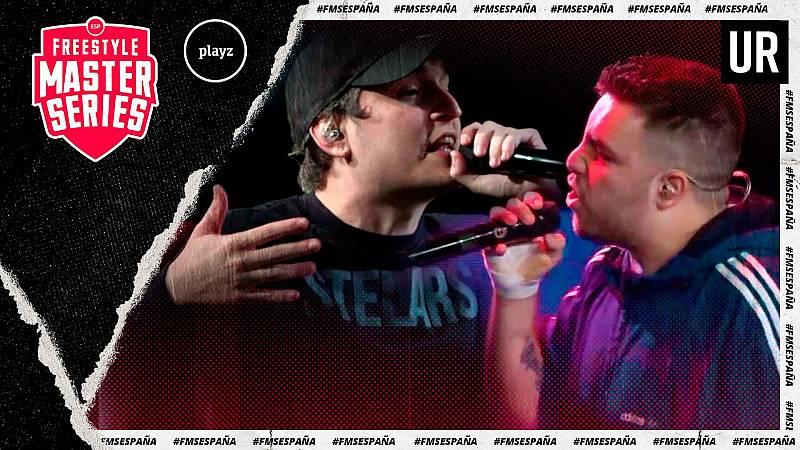 FMS España 2020 - Mira ya la batalla pendiente de Mister Ego contra Khan