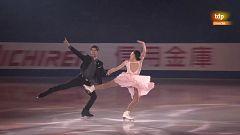 Patinaje artístico - NHK Trophy: Gala de exhibición desde Osaka