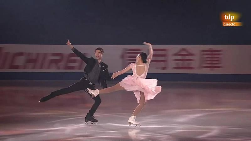 Patinaje artístico - NHK Trophy: Gala de exhibición desde Osaka - ver ahora