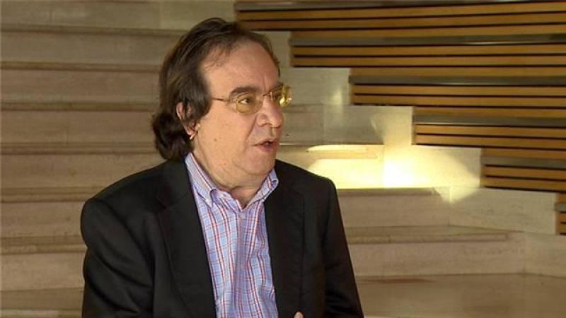 TVE habla con Amós García - 29/11/2020