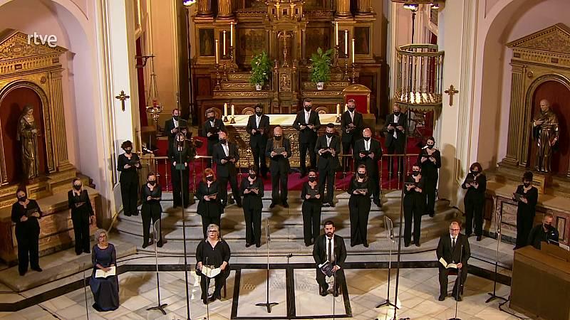 Los conciertos de La 2 - Música Coral Religiosa en el Real Monasterio de Santa Isabel - ver ahora