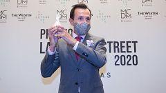 Flash Moda -  Nuestro director Premio Las Letras Street