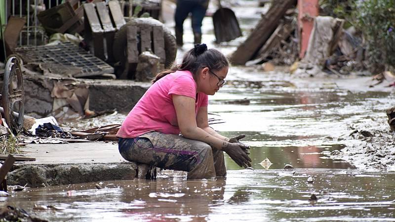 Honduras trabaja en la reconstrucción de las zonas afectadas por los huracanes