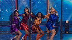 Eurovisión Junior 2020: Actuación de Unity (Países Bajos)
