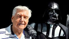 Muere David Prowse, el actor que interpretó a Darth Vader