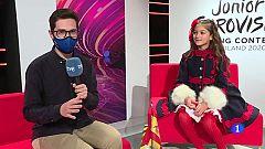 Ya ha llegado el día para Soleá, nuestra representante en Eurovisión Junior