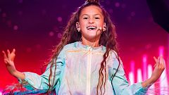 Eurovisión Junior 2020: Actuación de Soleá (España)