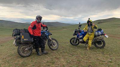 Diario de un nómada - Las huellas de Gengis Khan: Campamento compartido en la estepa mongola - ver ahora