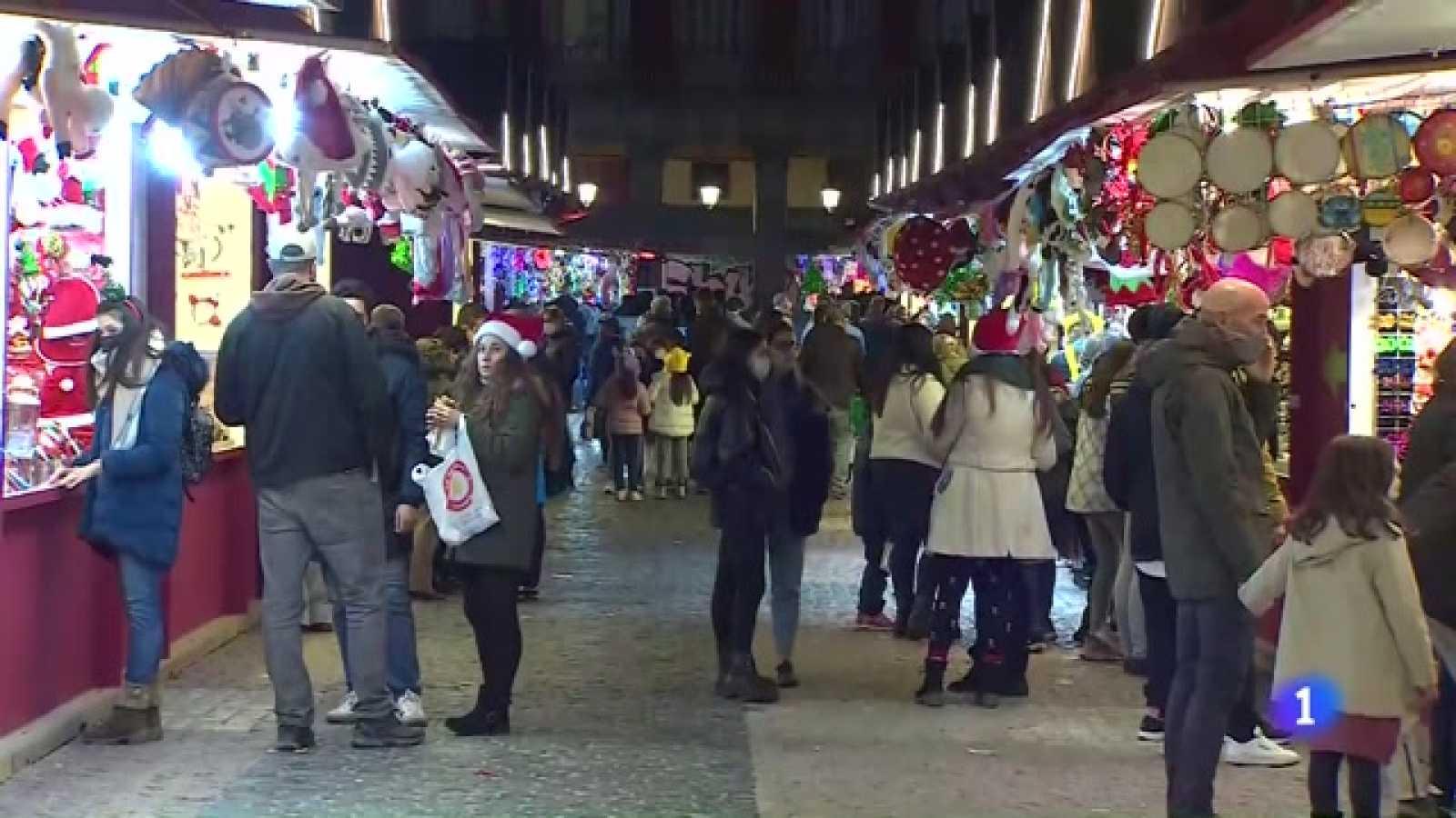Paseamos por distintos puntos de España para disfrutar de las tradiciones navideñas - Ver ahora