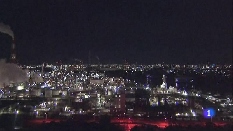 Un meteorito impacta en Japón
