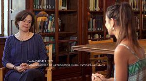 Entrevista a Berta Caballero