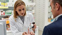 Así se harían los test de coronavirus en las farmacias