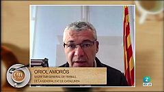 """Oriol Amorós: """"Hem après la lliçó"""""""