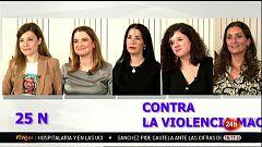 Parlamento - El foco parlamentario - 25-N: los grupos parlamentarios ante la violencia de género - 28/11/2020